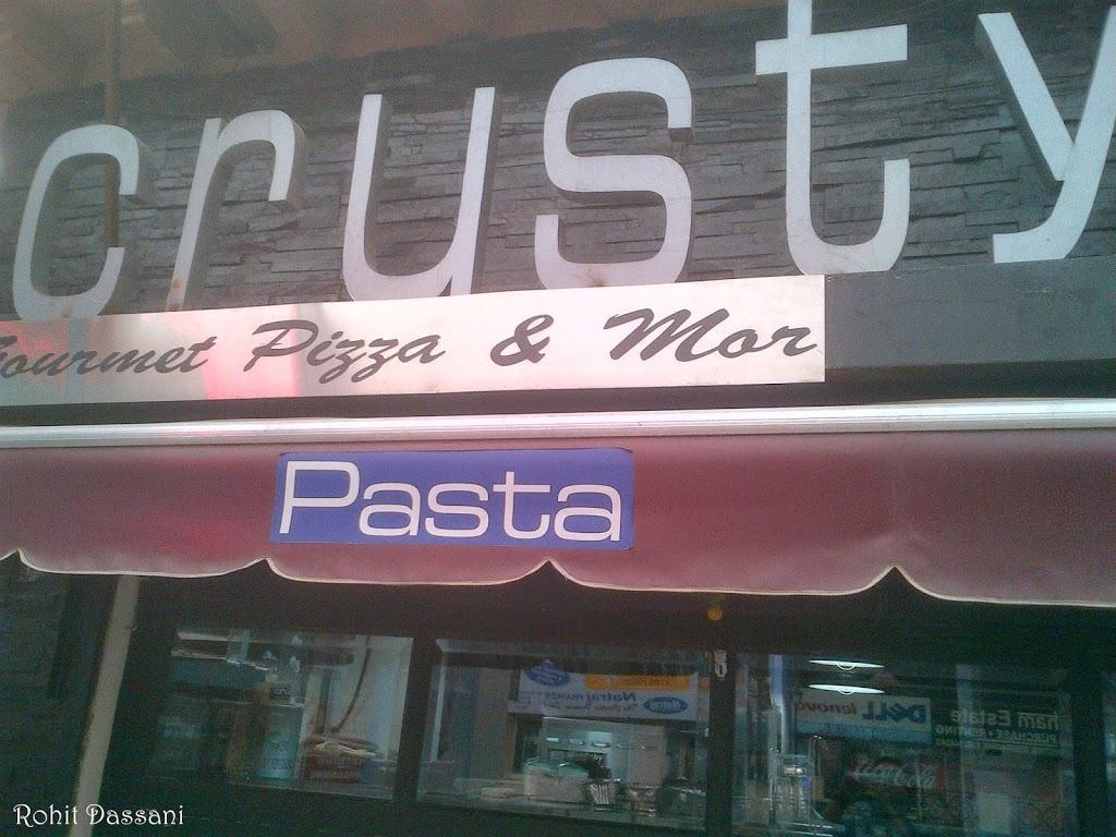 Crusty Pizza