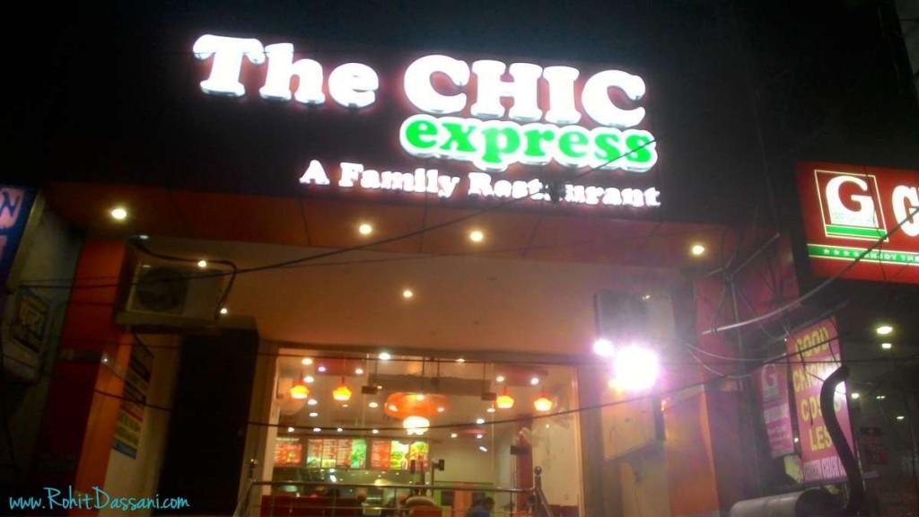 Chic Express - Rohit Dassani