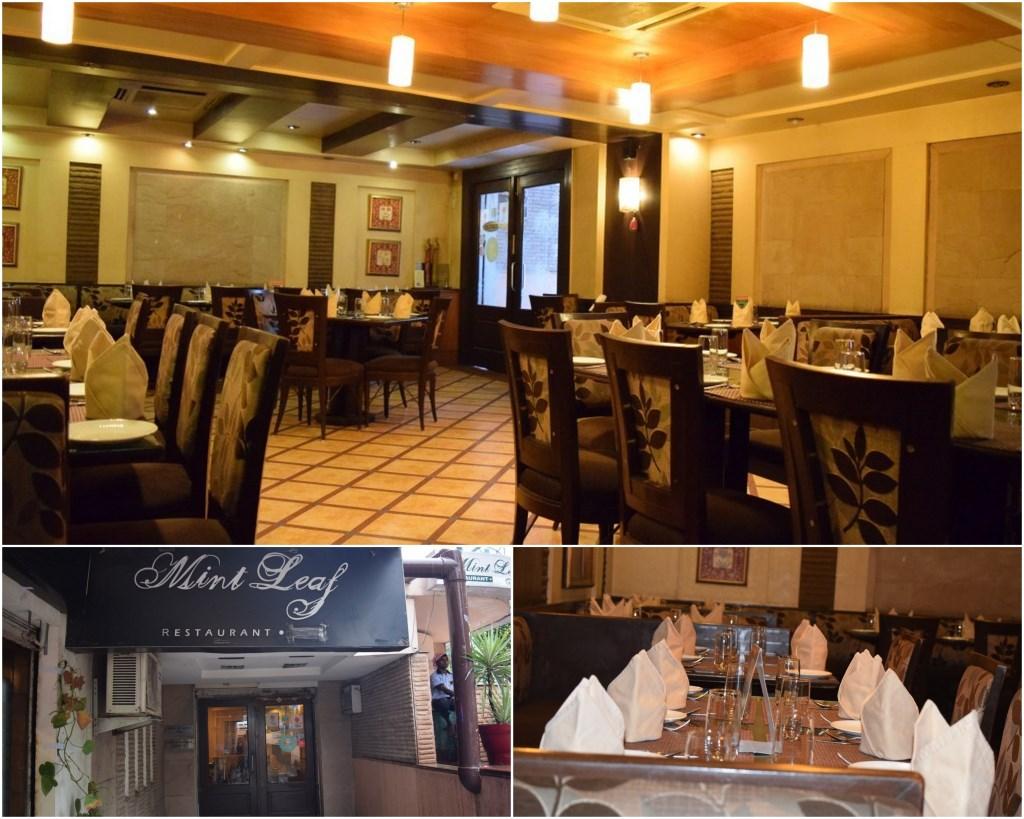 Mint Leaf Restaurant And Bar