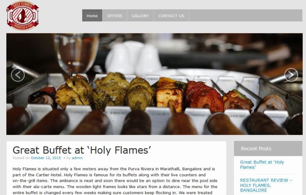 Rohit Dassani in HolyFlames.in.jpg
