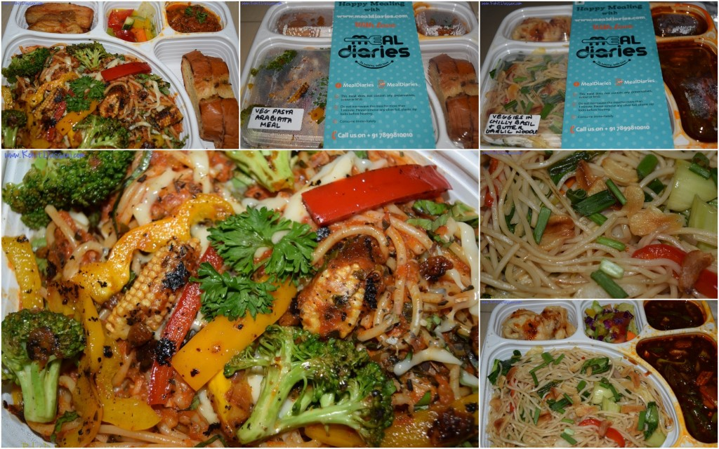 Meal Diaries Rohit Dassani Bangalore Food Delivery