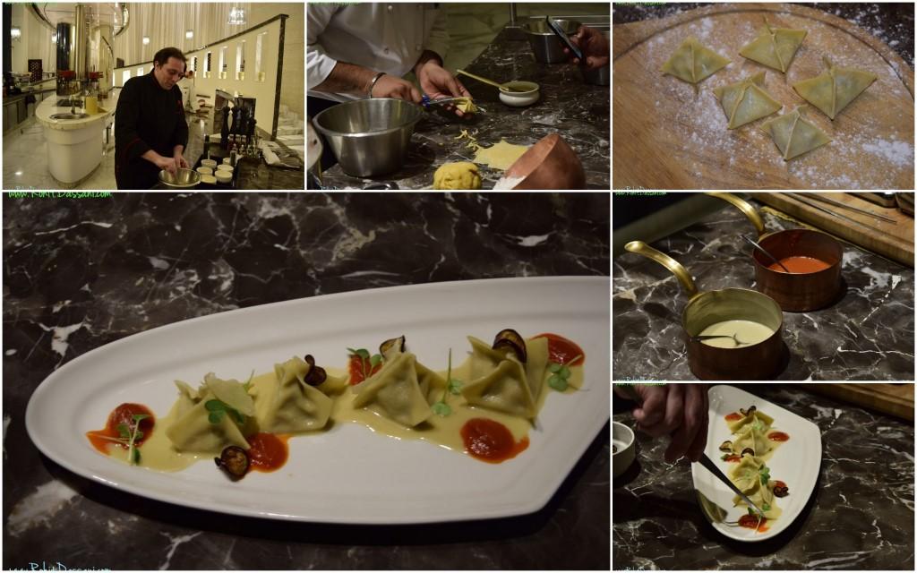 Alba Italian Restaurant - JW Marriott - Rohit Dassani 002