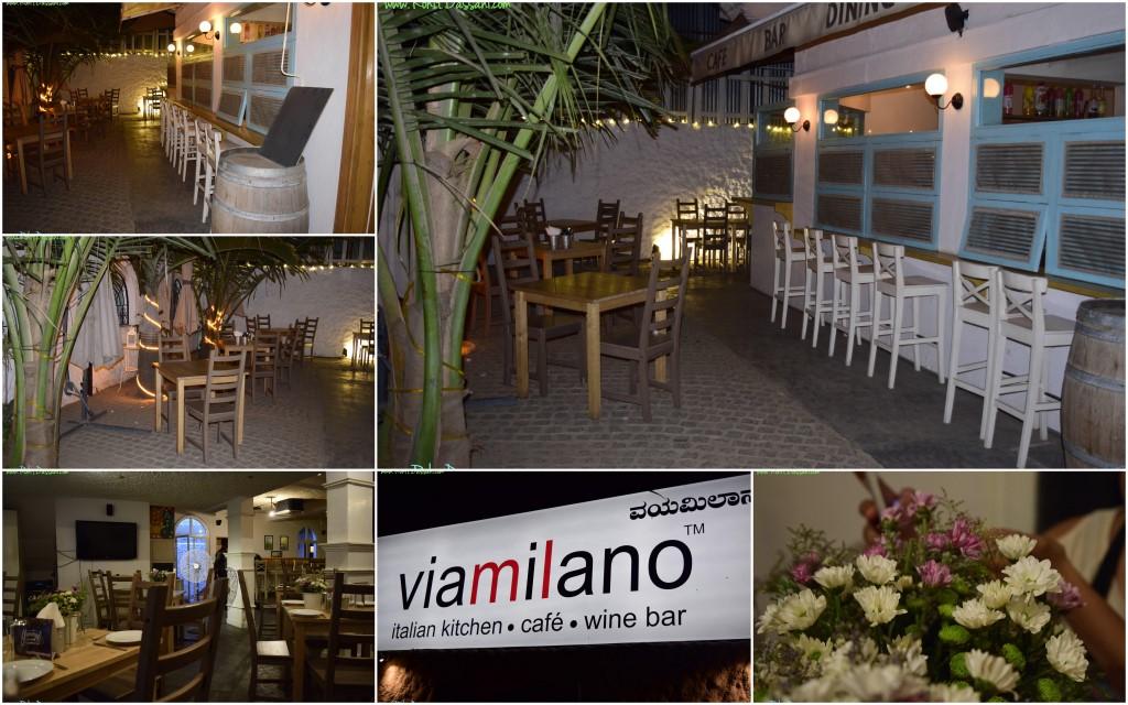 Via Milano - Italian Food - Rohit Dassani 01