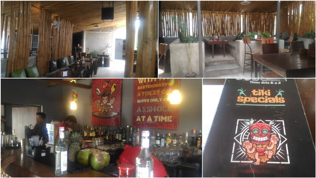 Three Dots - Tiki Bar - Rohit Dassani