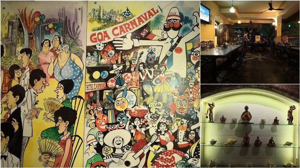 Carnival de Goa - Goan food - rohit dassani
