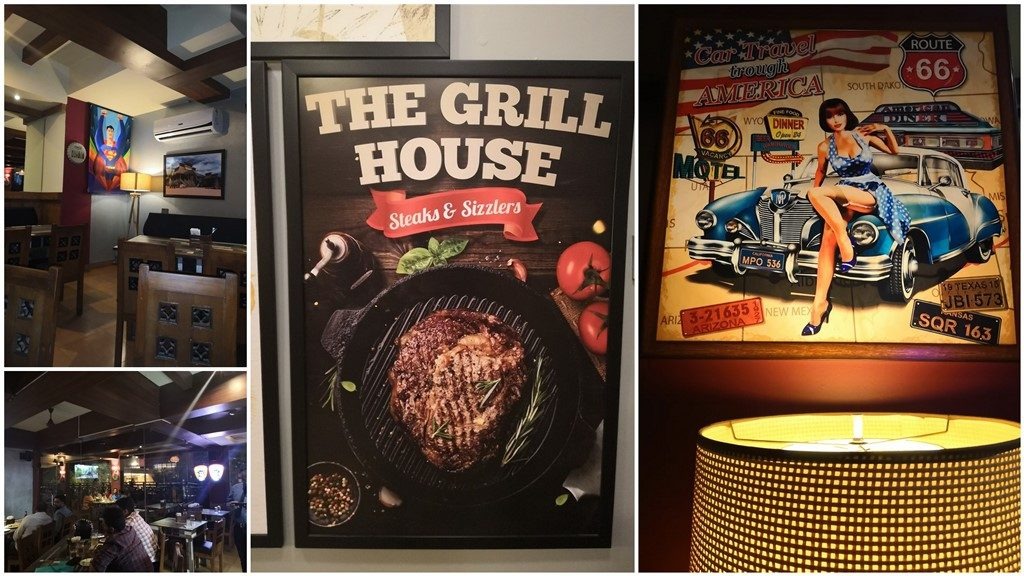 The Grill House - Rohit Dassani